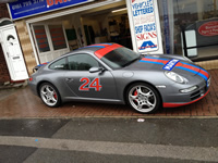 Sports Car Graphics