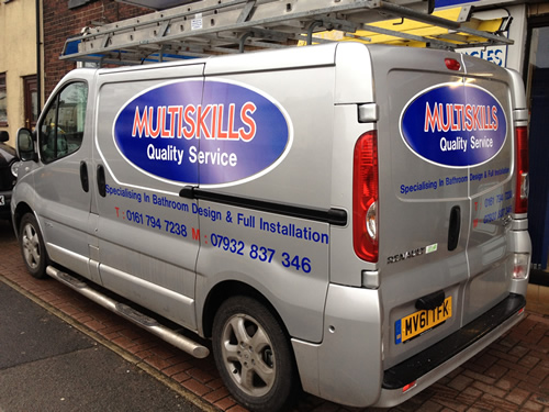 Van Sign Writing